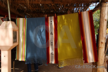 Table cloth salta tour 2 fabric argentina cachi.
