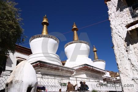 Tashilhunpo tibet east asia building gendun drup.