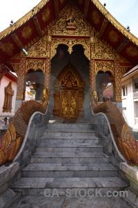 Temple animal reptile pillar southeast asia.