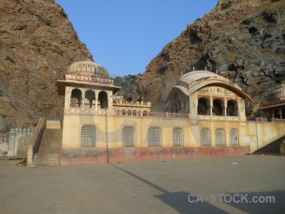 Temple asia jaipur hindu south.