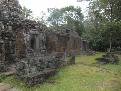 Temple grass block southeast asia tree.