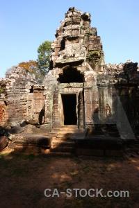 Temple lichen buddhism siem reap sky.