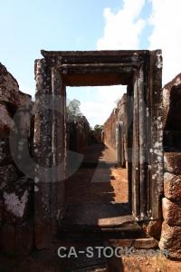 Temple siem reap unesco cambodia buddhist.