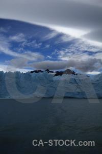 Terminus ice lago argentino argentina mountain.