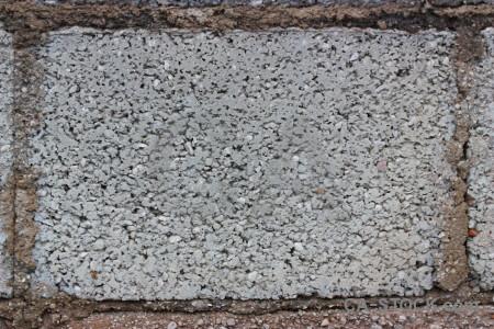 Texture brick gray.