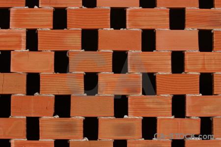 Texture brick orange.