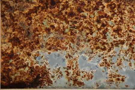 Texture brown rust orange.