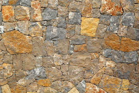 Texture brown stone orange.