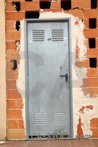 Texture door orange.