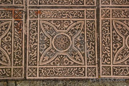 Texture europe spain javea tile.