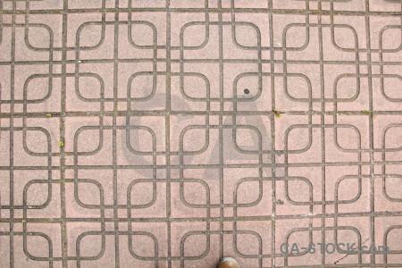 Texture floor tile.