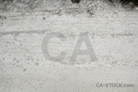 Texture gray soil.
