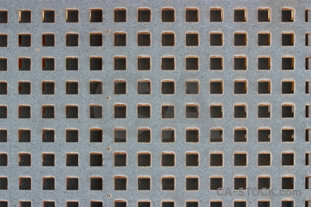 Texture grid metal gray grill.