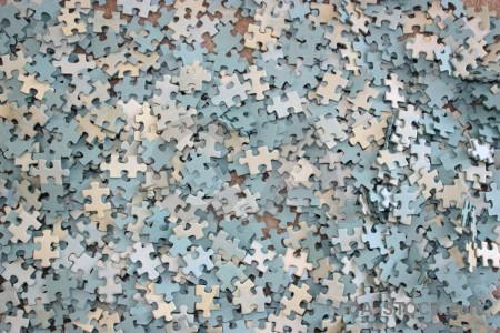 Texture jigsaw.