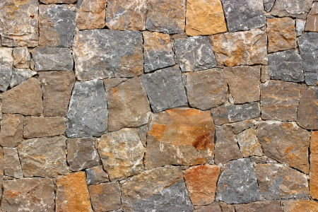 Texture orange stone.