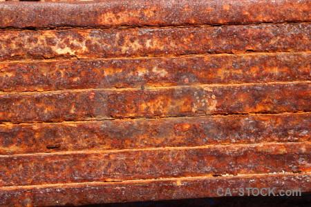 Texture red rust orange.