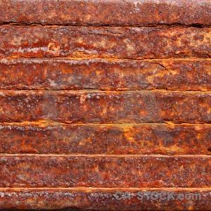 Texture rust red orange.
