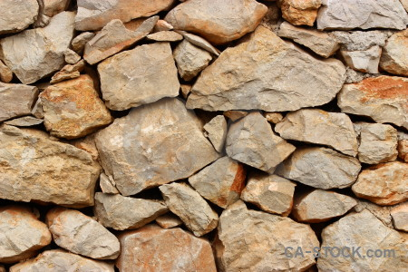 Texture stone brown.