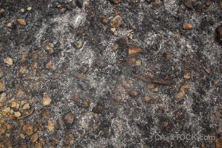 Texture stone javea montgo fire spain.