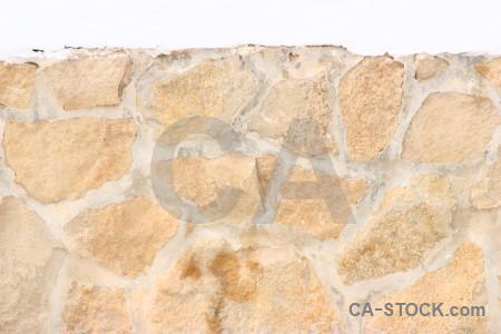 Texture white stone.