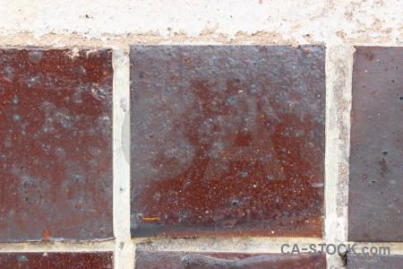 Texture white tile.