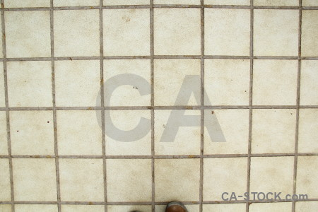 texture white tile floor