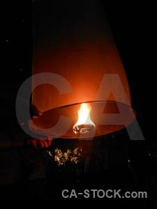 Thailand loi krathong asia bangkok lantern.