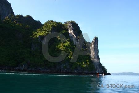 Thailand sky rock asia ko phi leh.