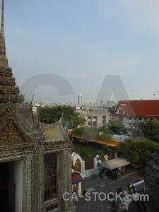 Thailand sky southeast asia bangkok river.