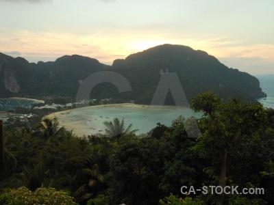 Thailand water bay southeast asia ko phi don.
