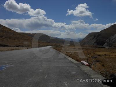 Tibet asia plateau sky altitude.