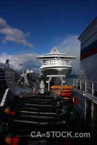 Tierra del fuego antarctica cruise dingy argentina boat.