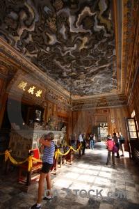 Tomb vietnam southeast asia unesco nguyen dynasty.