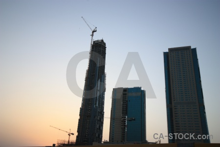 Tower asia crane construction western.