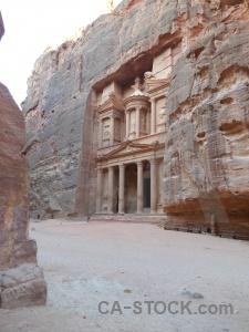 Treasury pillar historic ancient unesco.
