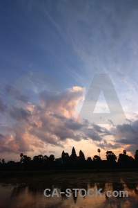 Tree cloud sunrise buddhism buddhist.