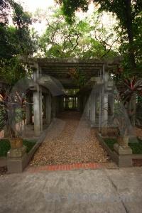 Tree presidential palace bush column southeast asia.
