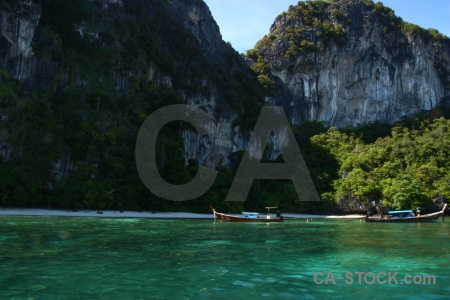 Tree sea rock southeast asia island.
