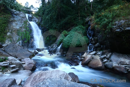 Trek water waterfall annapurna sanctuary trek tikhedhunga.