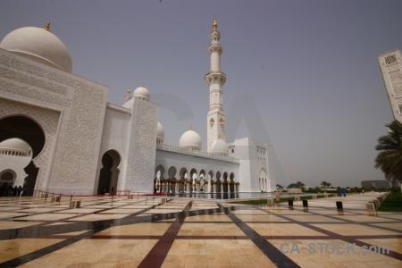 Uae arabian western asia sky archway.