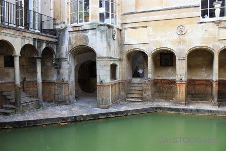 Uk roman baths bath europe.