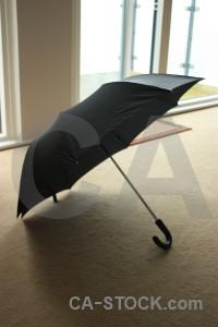 Umbrella white object.