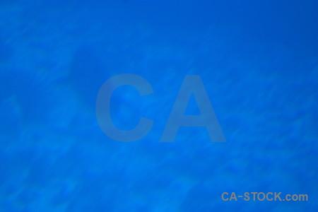 Underwater blue.