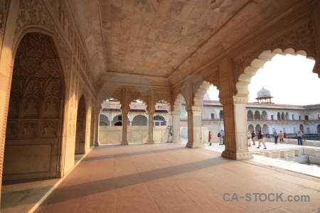 Unesco agra fort asia south jahangir.
