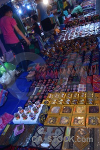 Unesco asia stall laos market.