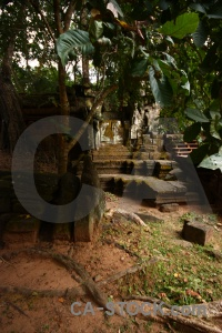 Unesco cambodia lichen sky buddhism.