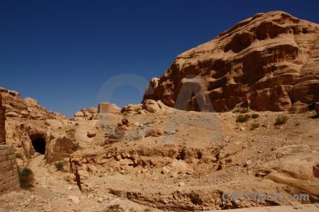 Unesco carving sky jordan petra.