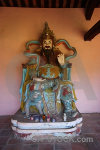 Unesco hue thien mu pagoda god vietnam.