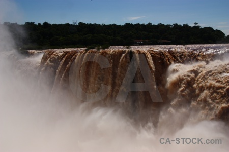 Unesco iguassu falls south america water argentina.