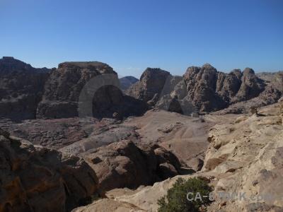 Unesco jordan sky nabataeans western asia.